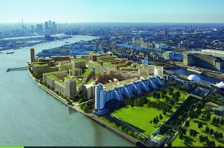 伦敦·皇家码头