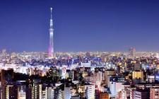 日本大阪市-梅田东公寓