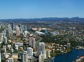 澳大利亚·黄金海岸·Southport南港·Sundale桑戴尔海景公寓