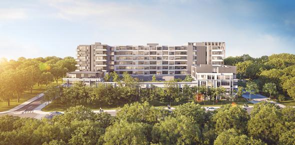 悉尼豪华公寓 年均涨幅5%