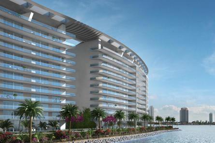 迈阿密·Echo Aventura空中花园海景公寓