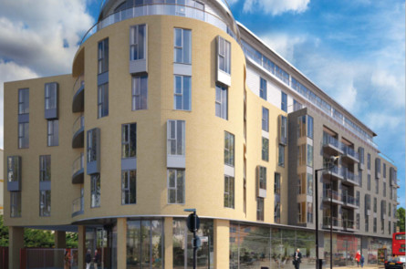 伦敦·温布尔登公寓项目Wimbledon Reach