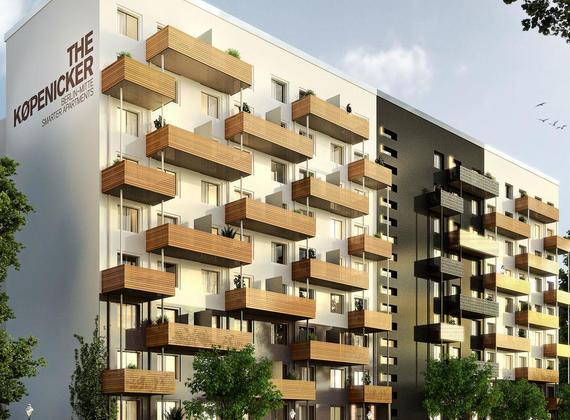 柏林CBD小户型精装公寓