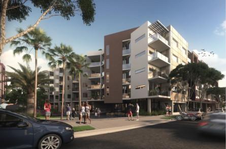 悉尼·Newtown公寓