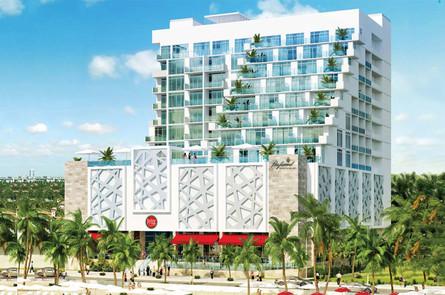 迈阿密·拉斯奥拉斯璞富腾酒店Las Olas Ocean Resort