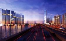 美国纽约-东河湾海景豪宅公寓
