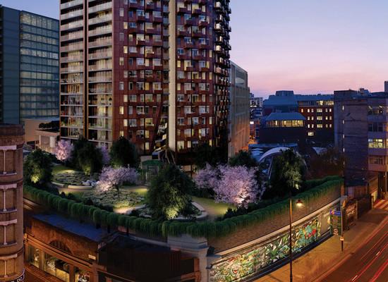 城市舞台高端公寓