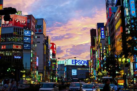 东京市·LA西早稻田站前低层公寓