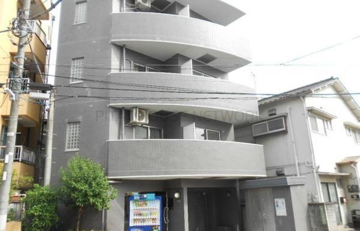 日本东京市-梅岛公寓