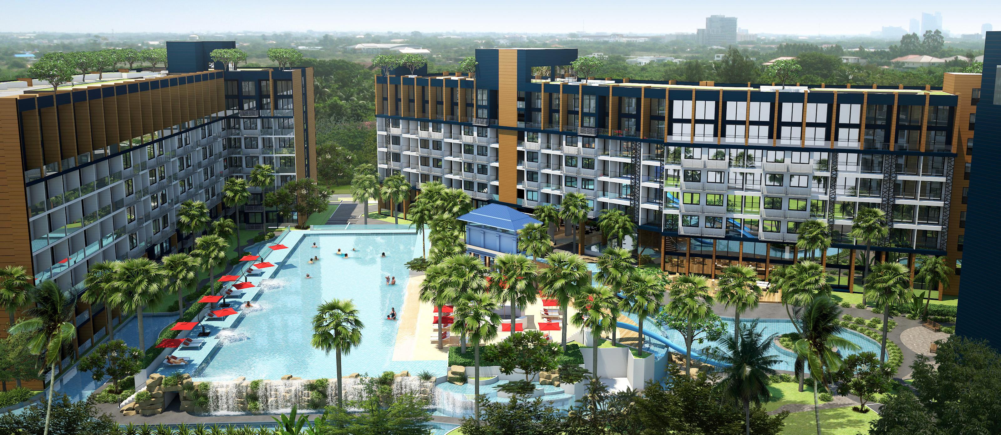 泰国芭提雅laguna beach resort 2 ,泰国海外房产信息