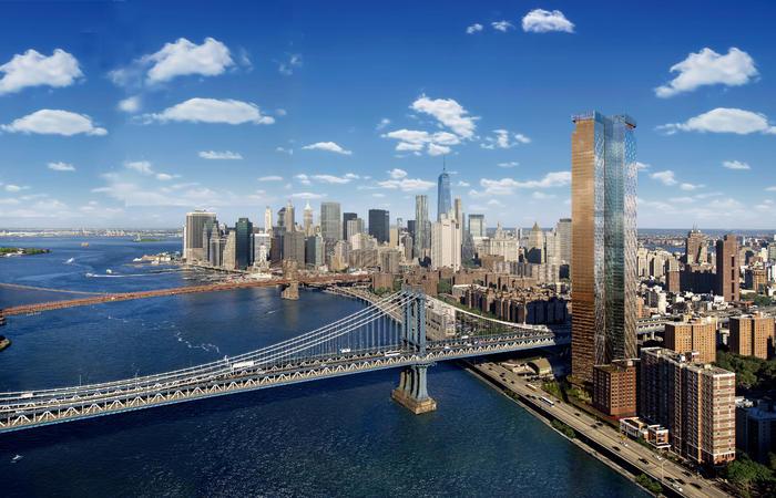 美国纽约-曼哈顿壹号广场
