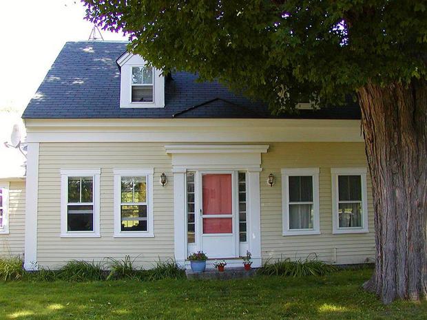 美式房屋顶式结构